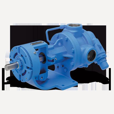 Abrasive Liquid Gear Pump