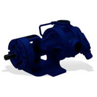 Abrasive Liquid Gear Pump