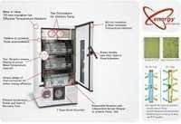 BLOOD STORAGE CABINET/BLOOD BANK REFRIGERATOR