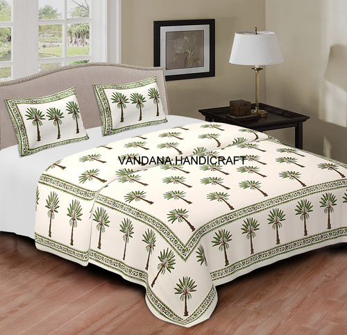 Indian Cotton Bedsheets