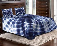 Jaipur Cotton Printed bedsheets