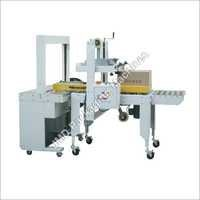 Auto Taping Strapping Machine