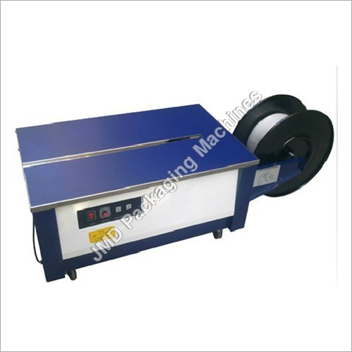 Low Height Semi Automatic Strapping Machine