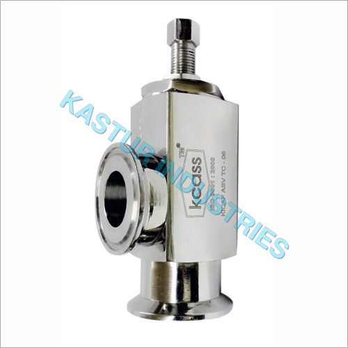 Industrial SS Safety Valve