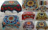 Embroidery Table Cover Suzani Table Cover