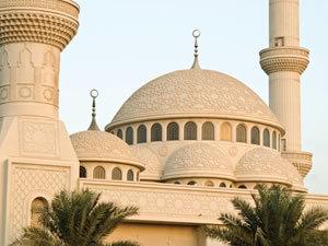 GRC Dome