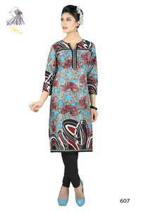 New Catalog Cotton Kurti