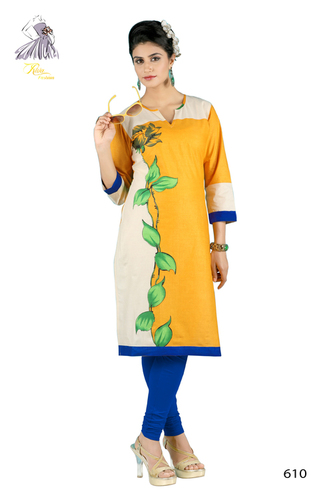 best Designer Cotton Kurti