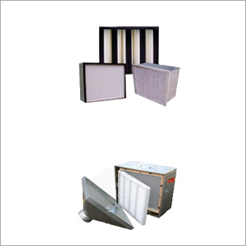 Air Filter Grade HEPA and Pre Filter