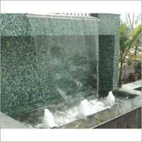 Water Sheet Fountain