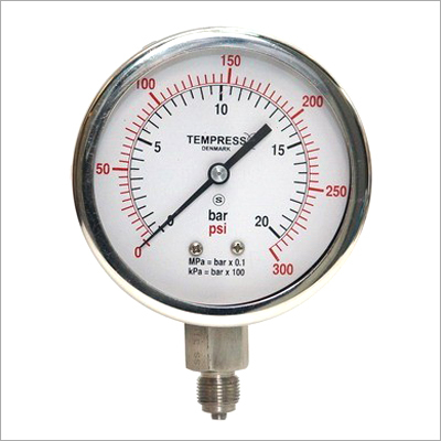 Pressure Gauges and Transmitters