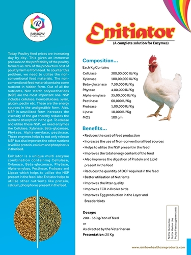 Poultry Multi Enzymes