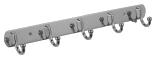 Bath Accessories Steel Hanger