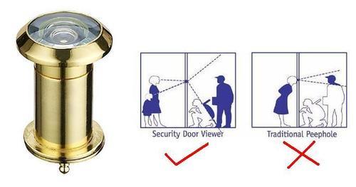 SPY DOOR VIEWER LONG RANGE
