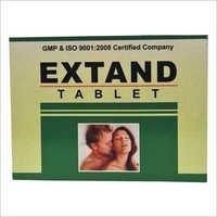 Extand Tablet For Disturbed  Spermatognesis & Oligospermia