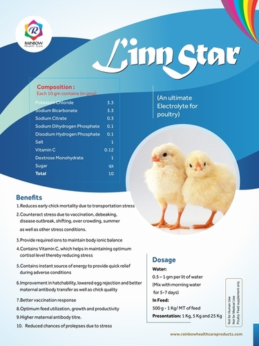 Poultry Feed Supplements Manufacturer, Supplier and Exporter