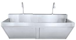 Stainless Steel Scrub Sink
