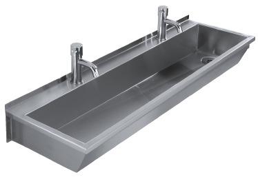 Crub Sinks Madel