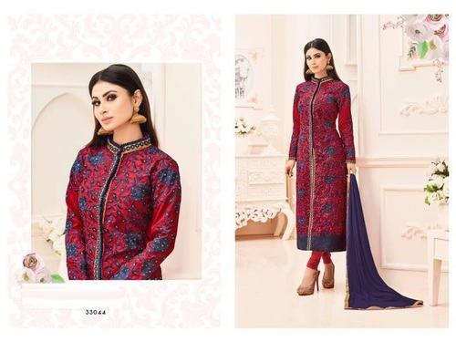 Shop Designer Long Fully Work Suit Online