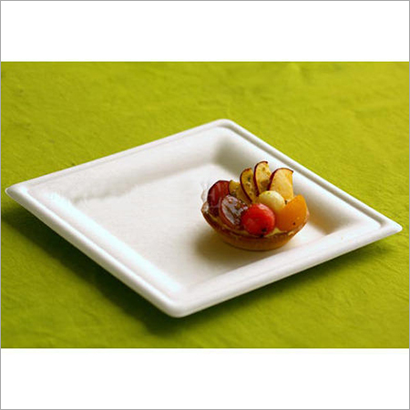 Ecofriendly Square Plate