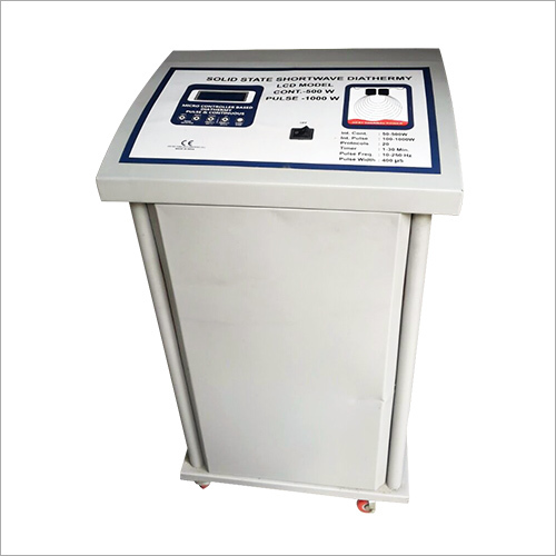 Solid State Shortwave Diathermy