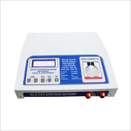 Solid Shortwave Diathermy