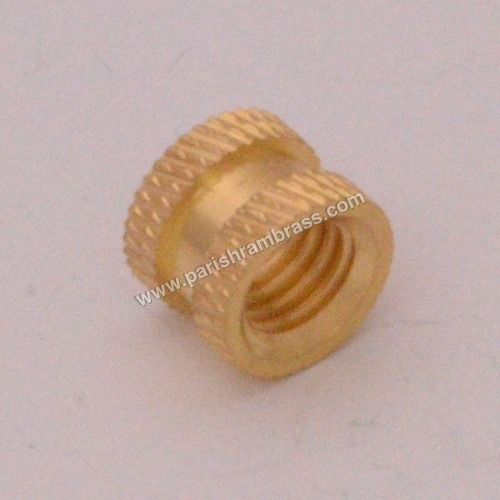 Brass Round Moulding Inserts
