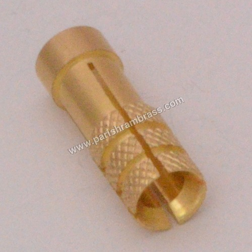 Brass Slotted Inserts