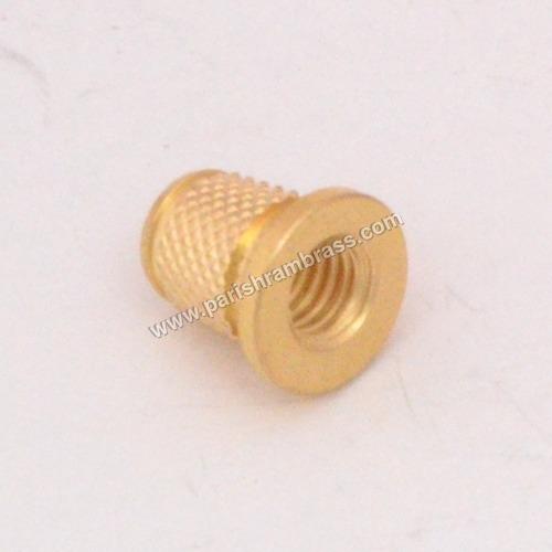 Brass Threaded Collar Inserts