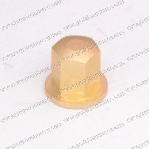 Brass Hex Flang Nut