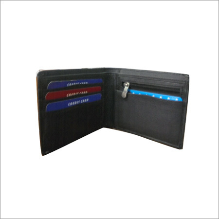 Black Stylish Leather Wallet
