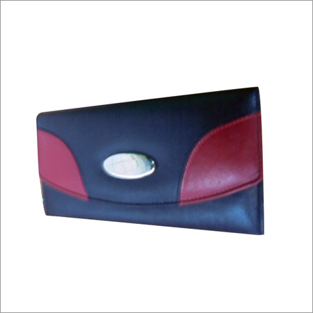 Ladies Designer Leather Pouch