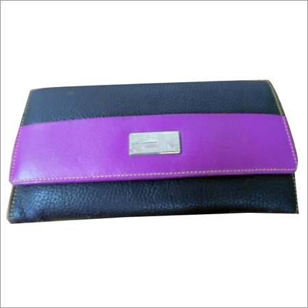 Bifold Leather Pouch