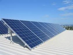Solar Power Panel Board