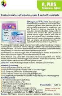 Oxygen Granules/Tablet