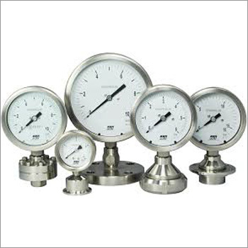 Pressure Gauge & Hydraulic Hose