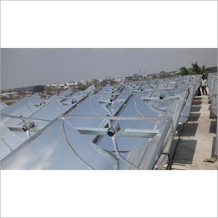Solar Parabolic Trough