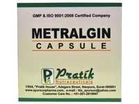 Metralgin Capsule For Anti Inflamentry