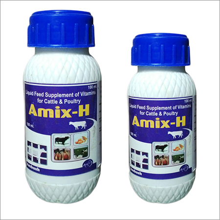 Cattle And Poultry Liquid Feed Supplements