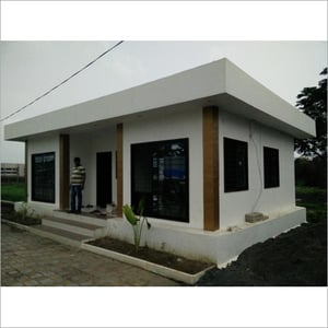 Solid Walls Panel Site Office