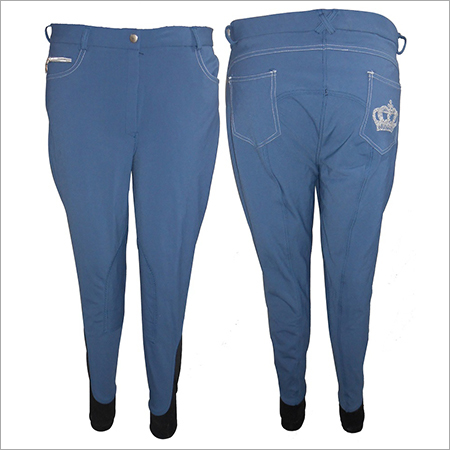 Ladies Knee Patch Breeches