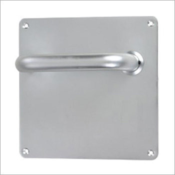 19mm Round Lever Latch On Square Plate