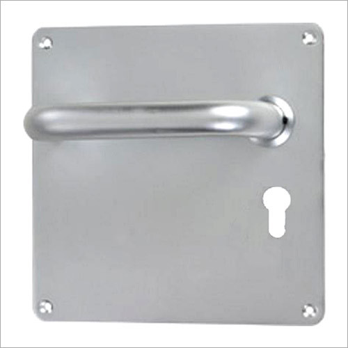 19mm Dia Lever On Square Euro Cut Plate