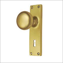 Mortice Knob Lock Set on 6 Plate