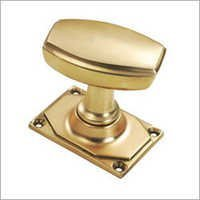 Art Deco Mortice Knob