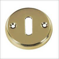 Oval Cut Escutcheon
