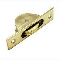 Brass Sash Pully