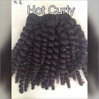 Hot Curly Human Hair Extensions