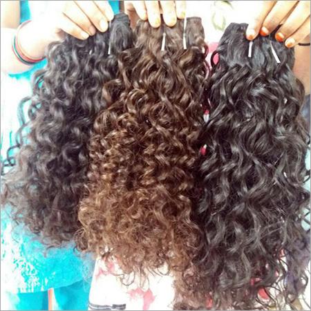 Pure Curly Human Hair