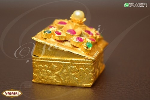 Fancy Kumkum Box